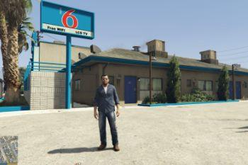 Bad277 motel 6 in los santos 2 b